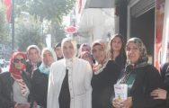 Kadın Kolları, Seçim İçin Broşür Dağıttı