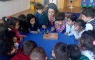 Ana Sınıfı Öğrencileri Deneylerle Öğreniyor