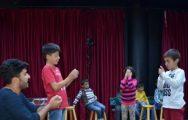 Özel Çocuklara Tiyatro Eğitimi