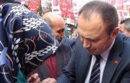 Malatya'da MHP'ye Katılım