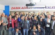 MHP, SP Ve BBP'den 110 Genç AK Parti'ye Katıldı