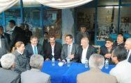 AK Parti Heyeti Darendelilerle Bir Araya Geldi