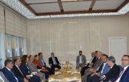 Başkan Polat'a Ziyaret