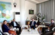 Vekiller'den, Çakır'a Ziyaret