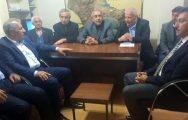 Malatyalı AK Partili Vekillerin Teşekkür Ziyaretleri