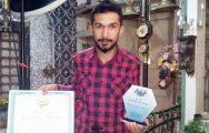 Malatyalı Fotoğrafçı Türkiye 2'incisi Oldu