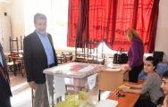 Milletvekili Nurettin Yaşar Oyunu Kullandı