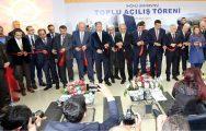 Karaciğer Nakli Hastanesi ve Marka Hizmetler Açılışı