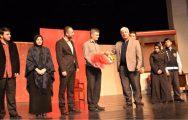 'Bir Şubat Evi', Malatya'da Sahnelendi