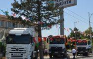 Yeşilyurt Belediyesi Araç Filosunu Güçlendirdi