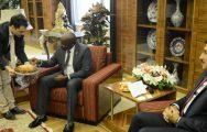 Bakan Tüfenkci'den Büyükelçi'ye Malatya Kayısısı