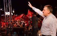 """Başkan Gürkan: """"FETÖ'cüler Adalet Önünde Hesap Verecek"""""""