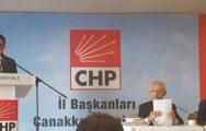 CHP'li Kiraz İl Başkanları Toplantısında Konuştu