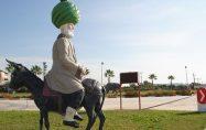 Belçika'da 'Nasrettin Hoca' heykeli yapılacak