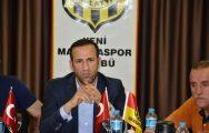 Evkur Yeni Malatyaspor'da durum
