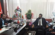 MHP'ye Hayırlı Olsun Ziyareti