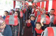 Suriyeli Öğrencilere Çanakkale Gezisi