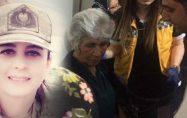 Acılı Anne Kızının Şehadetine İnanamadı