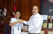 Yüzme Milli Takım Kampına Malatya'dan 2 Sporcu