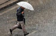 İç Anadolu'ya kuvvetli yağış uyarısı