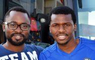 Sadio Diallo'ya Ortaokul Arkadaşından Sürpriz Ziyaret