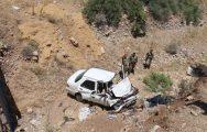 Otomobil Şarampole Uçtu: 1 Ölü, 1 Yaralı