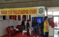 Malatya Tanıtım Günleri'nde Evkur Yeni Malatyaspor Standı