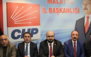 Ahmet Pektaş Yeşilyurt İlçe Başkanlığına Adaylığını Açıkladı