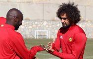 E. Yeni Malatyasporlu Futbolcular Yeşil Zeminde Yarıştı
