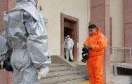 """Kimyasal Saldırıya Uğradım"" Deyince Karantinaya Alındı"