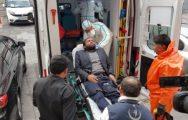 'Kimyasal Saldırıya Uğradım' Diyen Suriyelinin Kontrolleri Tamamlandı