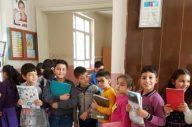 Öğrencilerden 'Türk Malı' Etkinliği