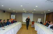 'Ekip Çalışması Ve Liderlik' Konulu Seminer