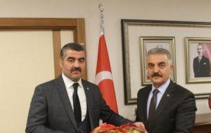 MHP Malatya İl Teşkilatından Bahçeli'ye Ziyaret