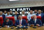 AK Parti'de başvurular devam ediyor.
