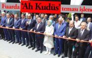 Anadolu Kitap ve Kültür Fuarı Açıldı