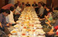 Başkan Vekili Kavuk: Basın Mensupları İle İftarda Bir Araya geldi