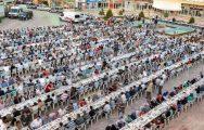 Büyükşehir Hergün Bir Mahallede İftar Çadırı Kuruyor