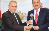 Mahallelilik Projesine Ödül