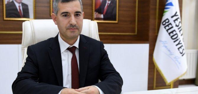 Yeşilyurt Belediye Başkanı Çınar'ın 19 Mayıs Mesajı