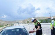 Polis Ekipleri Bayramda Denetim Yaptı