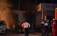 Hastanede Çıkan Yangın Paniğe Neden Oldu