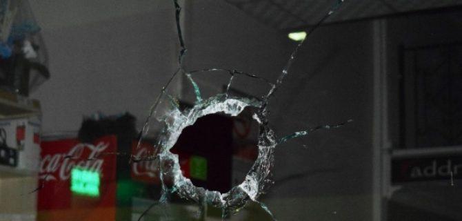 İşyerine Pompalı Tüfekle Saldırı