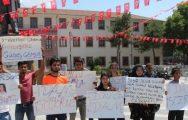 Malatya'da Çocuk İstismarı Ve Cinayetlerine Tepki Yürüyüşü