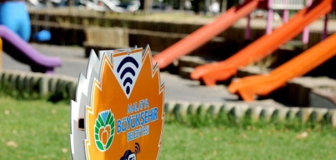 Büyükşehir Belediyesinden Ücretsiz İnternet Hizmeti