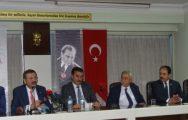 TESK, TOBB ve Türk-İş Başkanlarından MESOB'a Ziyaret