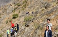 Kayaarası Kanyonu'na Yoğun İlgi