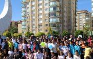 Malatya'da Dünya Yürüyüş Günü Kutlandı