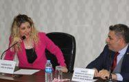 Sadıkoğlu, Spor Yüksek Okulu'nun Konuğu Oldu