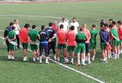 Yeşilyurt Belediyespor'da Kilis Belediyespor Hazırlıkları